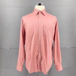 Eton Men's Button Down Shirt Size 44 / 17 1/2